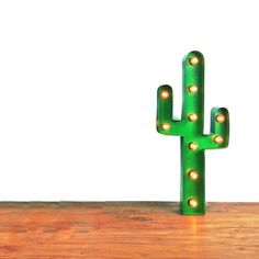 24 marquee CACTUS cactus light up cactus by sawandsteel on Etsy