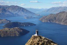 New Zealand Wedding, Wanaka, Alpine Images A day I'll cherish forever!