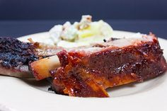 St Louis Style Ribs - Perfect every time. You will not fail with this technique. Become the grill master at your home! Smoker Recipes, Rib Recipes, Potato Recipes, Cooking Recipes, Saint Louis Ribs, St Louis Style Ribs, Grilled Baby Back Ribs, Off The Bone, Ribs On Grill