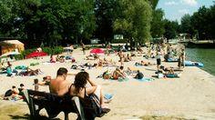 Camping La Tène, Marin Marines, Switzerland, Dolores Park, Camping, Travel, Campsite, Viajes, Destinations, Traveling