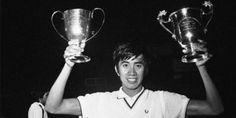 Karena prestasi Rudy Hartono yang gemilang dalam olahraga bulu tangkis, namanya diabadikan dalam Guiness Book of World Records pada 1982.