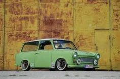 Trabant station wagon