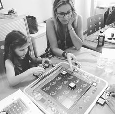 "68 Likes, 6 Comments - Karen Proctor (@kprocmom) on Instagram: ""We had fun checking out the @beyondtabletgames.  Educational tangible games for kids (and adults).…"""