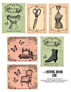 SewingRoomChic.jpg (1237×1600)