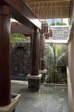 Outdoor shower from Houzz.com