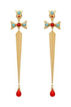 Ulyana Sergeenko Couture SS2015 Accessories