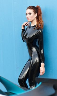 Satin, Latex and other Shiny things