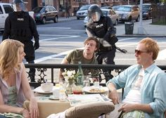 BRUNCH - Directed by Todd Morris / USA / 2012 / Political / 3mins / World Premiere