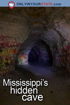 Travel | Mississippi | Attractions | USA | Hidden Gems | Places To Visit | Bucket List | Things To Do | Beautiful Places | Day Trips | Hidden Destinations | Outdoor | Adventure | Natural Wonders | Pickwick Lake | Waterfalls | Explore | Nature | Planet Earth | Tunnels | Forest | Hiking | Trails | Caves | Abandoned Places