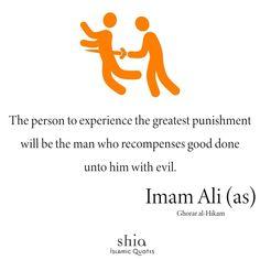 Imam Ali Quotes, Muslim Quotes, Religious Quotes, Quran Quotes, Islamic Quotes, Good Man Quotes, Men Quotes, Life Quotes, Mola Ali