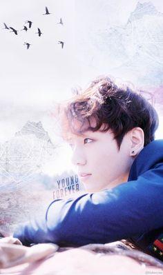 Bts JK Jungkook young forever wallpaper