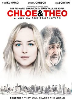 Directed by Ezna Sands. With Theo Ikummaq, Dakota Johnson, Mira Sorvino, André De Shields. From the northern ice comes a gentler kind of hero. Film 2015, 2015 Movies, Hd Movies, Movies Online, Movies And Tv Shows, Movie Tv, Films, Watch Movies, Chloe