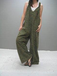 we love jumpsuit by thaitee on Etsy