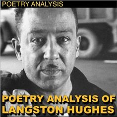 langston hughes struggles Both the poems harlem and dream variations deal with the struggle of african - americans prior to and during the civil rights movement dream variations depicts the dream langston hughes.