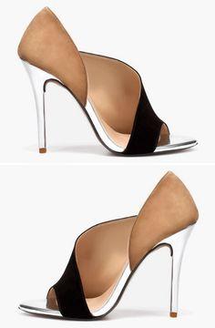 Design, cores e materiais trazem elegância e vitalidade a sapatos minimalistas - Cleon Gostinski - Fonte Le Fashion
