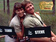 The Crocodile Hunter...RIP...Loved him