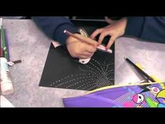 ▶ Aboriginal art for kids - YouTube