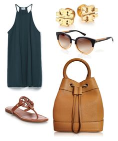 """""""Tory Burch overload"""" by avanace on Polyvore"""
