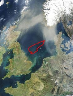 """Doggerbank. Britain's Atlantis found off the Et coast, swallowed by the oceans 7000 BC"""""""