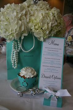 Tiffany Table Centerpiece
