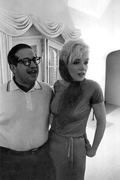 Weistein party-Marilyn Monroe