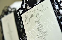 Elsje Designs ~ couture stationery : corporate identity & conference stationery