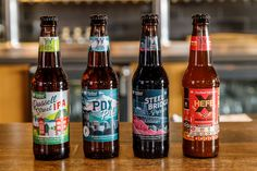 Widmer Brothers Portland Pub Series on Packaging of the World - Creative Package Design Gallery