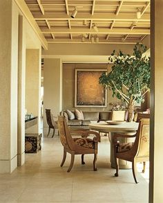 AD 100: Terry Hunziker : Architectural Digest