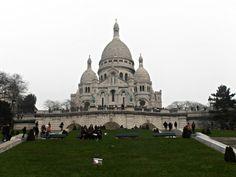 Sagrado Corazón, Paris.