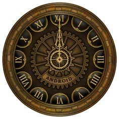 Love Steampunkpunk Books Steampunk Clocks 1