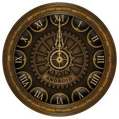 Love Steampunkpunk Books Steampunk Clocks 1