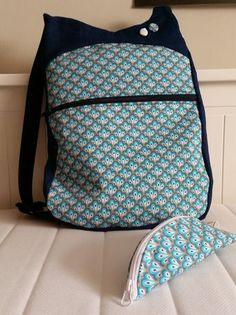 Sensational Tips Sewing Pattern Ideas. Brilliantly Tips Sewing Pattern Ideas. Diy Bags Patterns, Sewing Patterns For Kids, Sewing Projects For Kids, Sewing Ideas, Mochila Tutorial, Sewing Machine Cake, Pouch Pattern, Diy Handbag, Fabric Bags