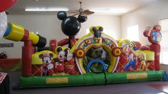 love this toddler bounce house