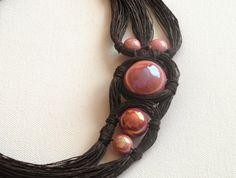 Pracownia biżuterii artystycznej EmiLa: Len