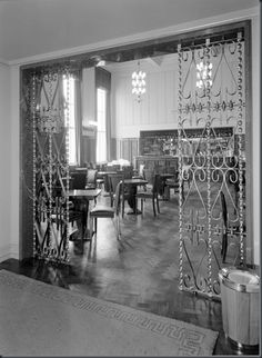 Restos de Colecção: Cinema-Teatro Monumental West Side Story, Lisbon, Foyer, Oversized Mirror, Past, Curtains, Furniture, Home Decor, Room Dimensions