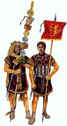 Roman army, 2nd century AD