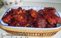 Most igazán jól lakhatsz! Pork Recipes, Cake Recipes, Hungarian Recipes, Hungarian Food, Tandoori Chicken, Summer Recipes, Grilling, Food And Drink, Favorite Recipes