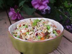 Farro Salad -  a Grain That so Deserves a Try!