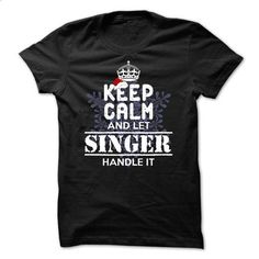 SINGER  -Special For Christmas - #shirt outfit #victoria secret sweatshirt. ORDER HERE => https://www.sunfrog.com/Names/SINGER--Special-For-Christmas-xpmmx.html?68278