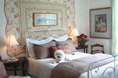 Classic Bedroom - 8 Styles of White Bedrooms on HGTV