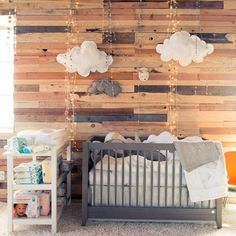 25 Gorgeous Gender-Neutral Nurseries | Owl Theme