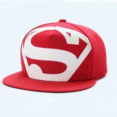 2016 New Arrive Fashion Hip Hop Superman Snapback Caps Hats For Men Women  Summer Casual Outdoor Baseball Cap Hat 80d7fca5c772