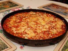 Crazy Crust Pizza Recipe, Healthy Recipes, Top Food Recipes