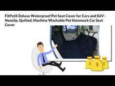Top 5 Best Car Seat Covers for Dogs 2016