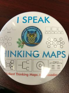 Student Thinking Maps Ambassador pin at Cypress Elementary in Broward County. Let kids lead the way! Kindergarten Blogs, Thinking Maps, Leader In Me, Broward County, Wedding Humor, Guided Reading, Special Education, Classroom Management, Travel Quotes