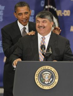 If Big Labor Would But Fight, Millions Would Join Them on the Ramparts  An open letter to Richard Trumka, president of the AFL-CIO.
