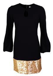 Caroline Kilkenny Clara Dress, Black €195.00