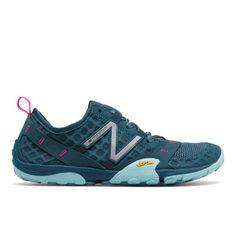 Minimus 10v1 Trail Women's Trail Running Shoes - Grey/Blue (WT10GB)