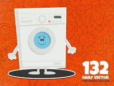 132 - Washing machine (To see them all click on the image)