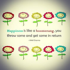 Food for thought #quotes #happinessquotes #boomerang #childhood
